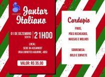Jantar Beneficente (01/12/17)