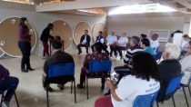 Reunião de convivência é realizada na Assandef