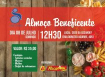 Almoço Beneficente (08/07/18)