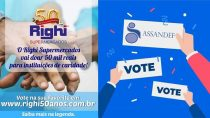 Righi 50 anos – Vote na ASSANDEF!